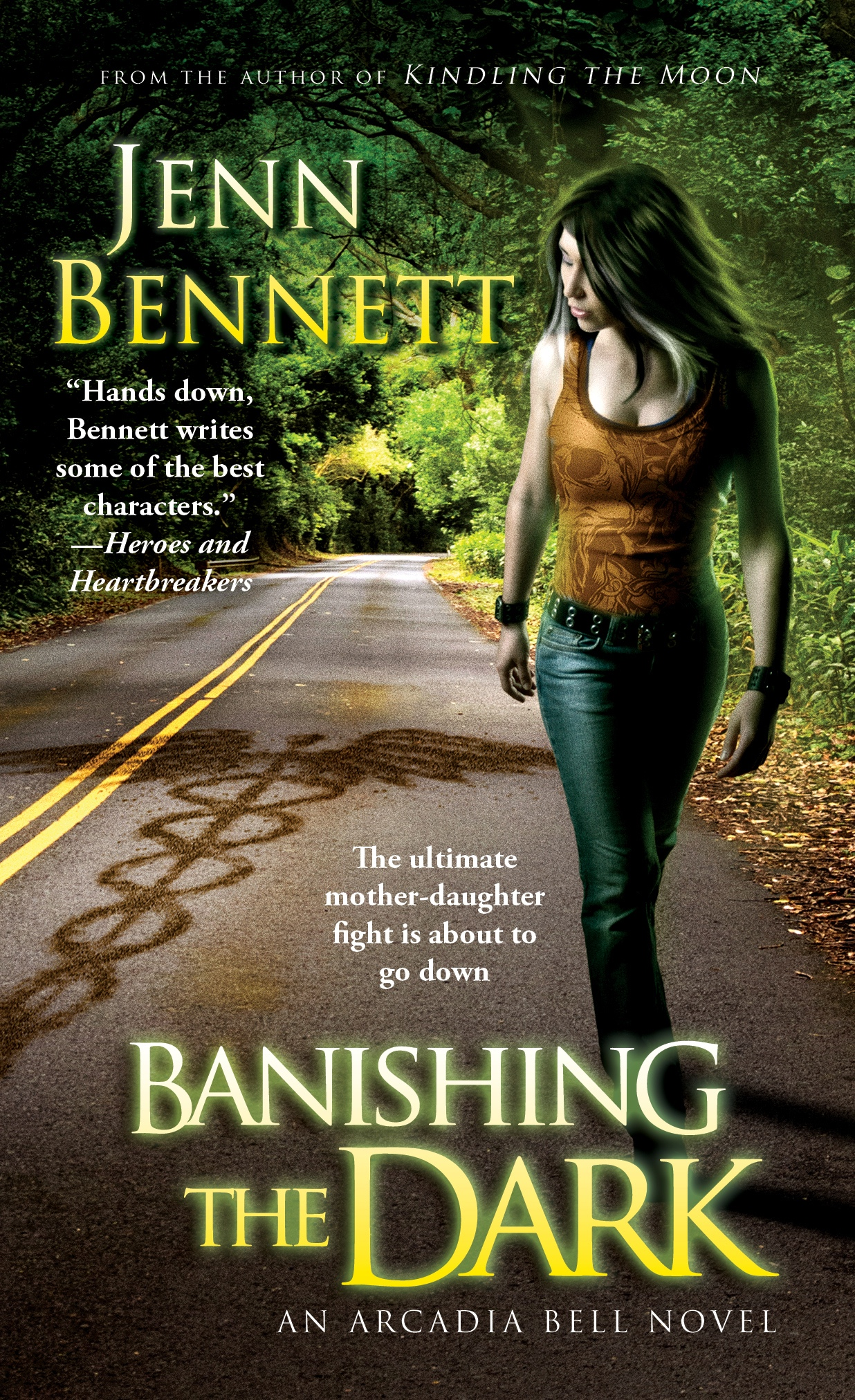 Banishing the Dark cover