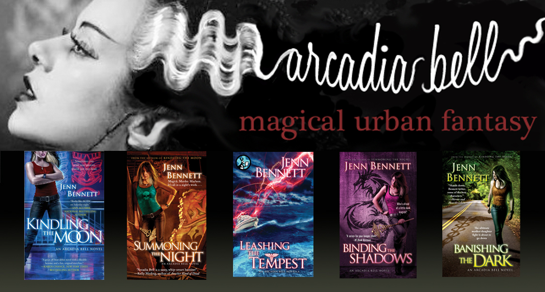 Arcadia Bell series, covers