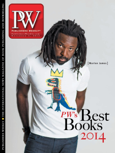 Publishers Weekly Best Books of 2014, Bitter Spirits