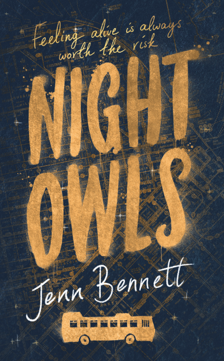 Night Owls, Jenn Bennett