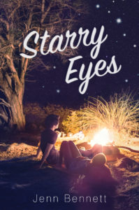 Starry Eyes Jenn Bennett cover